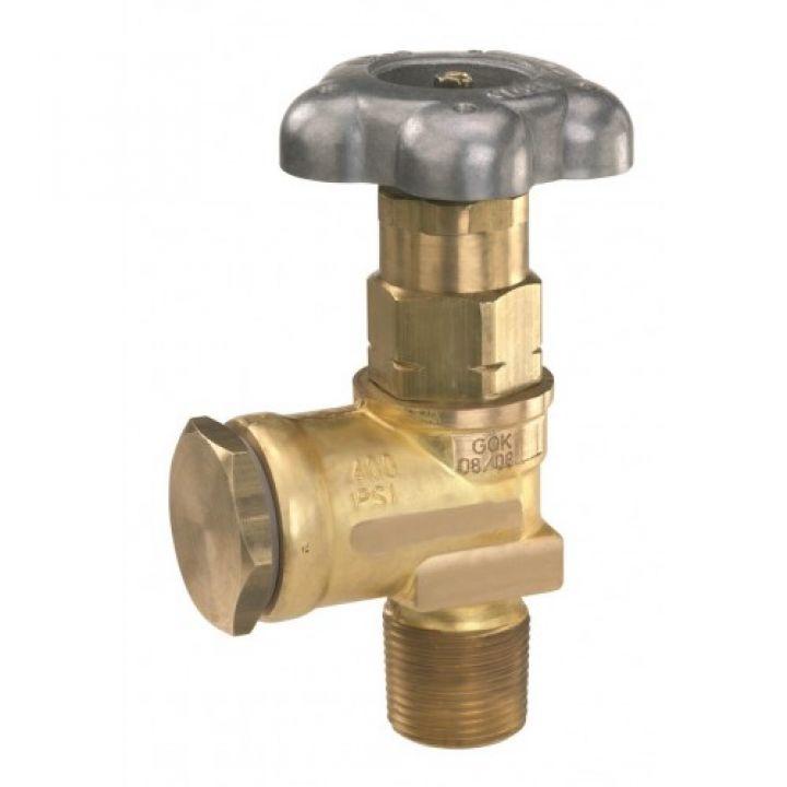 Клапан відбору рідкої фази тип FEV PS 25 бар, без запобіжника від розриву труби