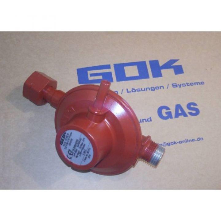 Регулятор тиску газу FL92-4 4 кг/год 29 (30) мбар GF*AF G1/2 ПСК