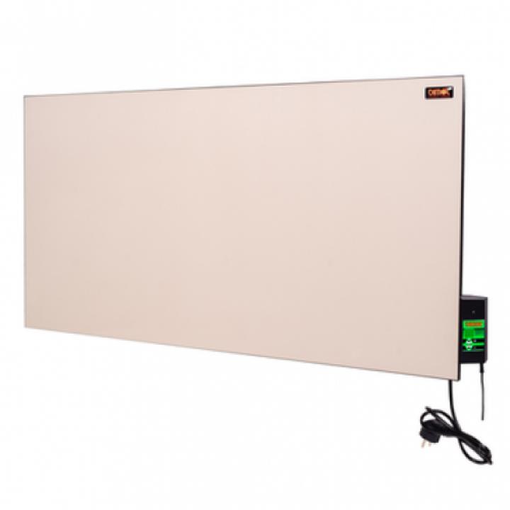 Керамічна панель ТМ DIMOL Maxi 05, кремова / з терморегулятором