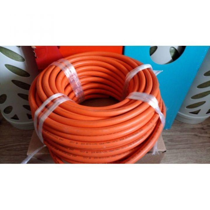 Шланг газовий GOK (скраплений газ) 9х3,5 PS10 бар LPG 100см (1метр)