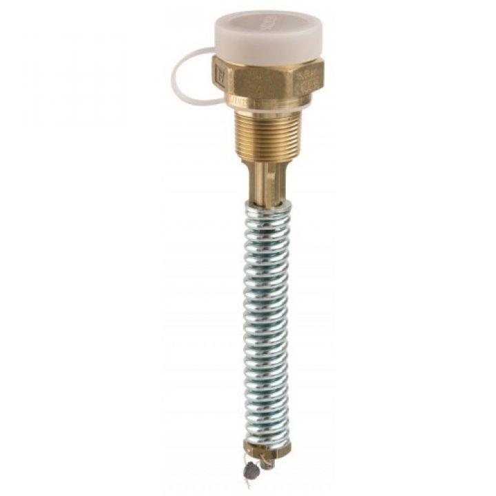 Запобіжний клапан PS 25 бар внутрішнього розташування для газгольдера тиск збросу 15.6 бар