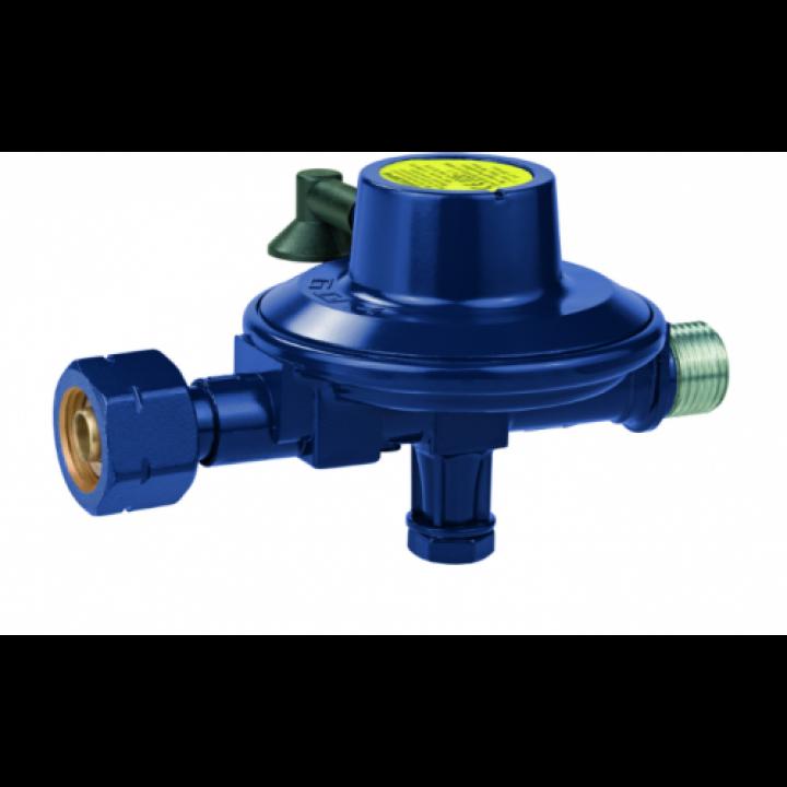 Регулятор низького тиску GOK FL92-4 30 mbar 2,5 кг/год Komb.A G 1/2 LH-KN