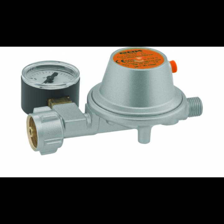 Газовий регулятор низького тиску GOK EN61 ПСК 1,5 кг/год 50 mba KLFxG1/4LH-KN