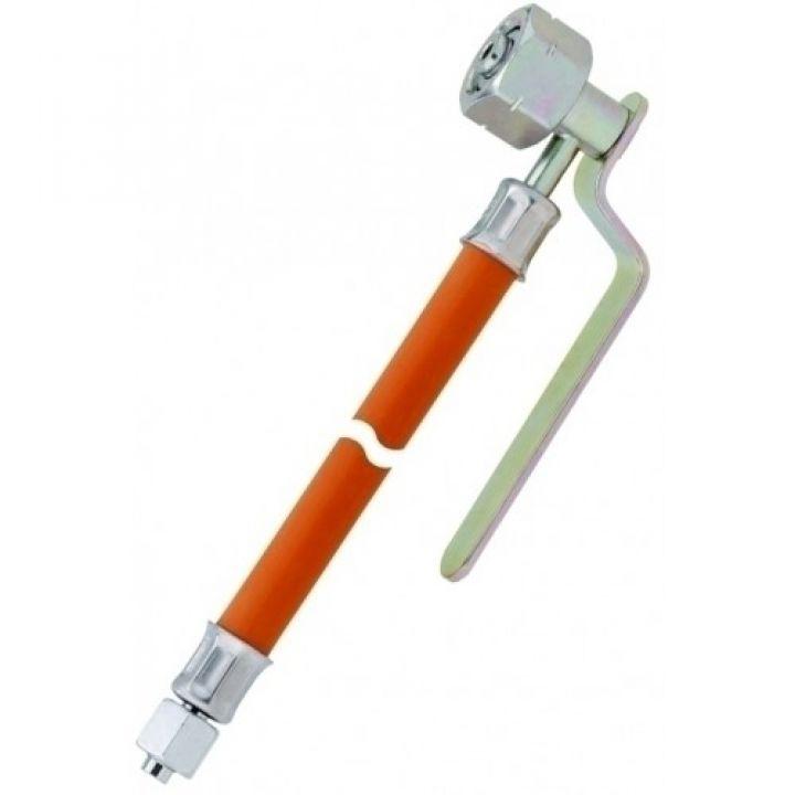 Шланг високого тиску GOK GFxRST12x300 ML + DL H-ручка, Тип PS30