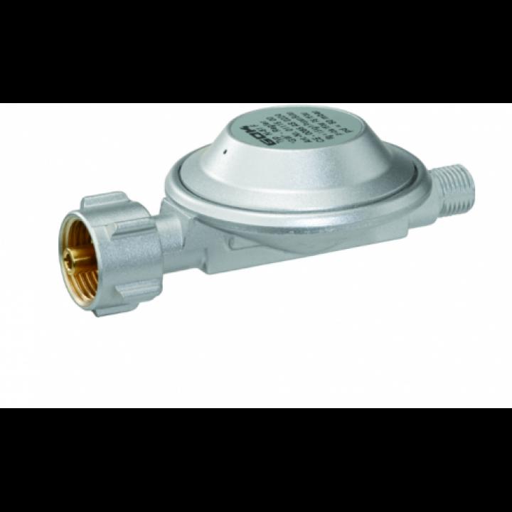 Газовий регулятор низького тиску GOK EN61 1,5кг/год 37 мбар Комб.W x G1/4LH-KN