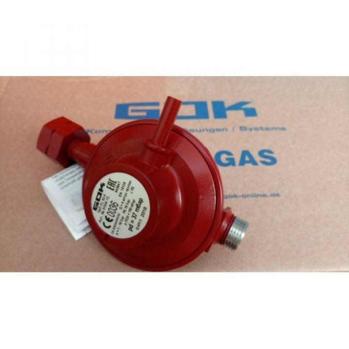 Регулятор низького тиску GOK 4 кг/год 37 мбар тип FL92-4 PS 16bar