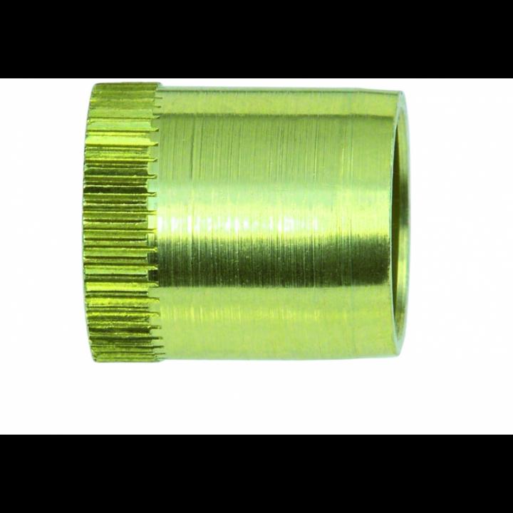 Підсилююча гільза, внутрішня втулка для жорсткого з'єднання труби 8мм