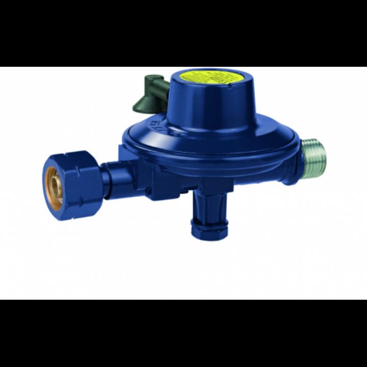 Морський регулятор тиску газу до газобалонної установки  FL92-4 Komb.A G 1/2 LH-KN 50 mbar 4, кг/год