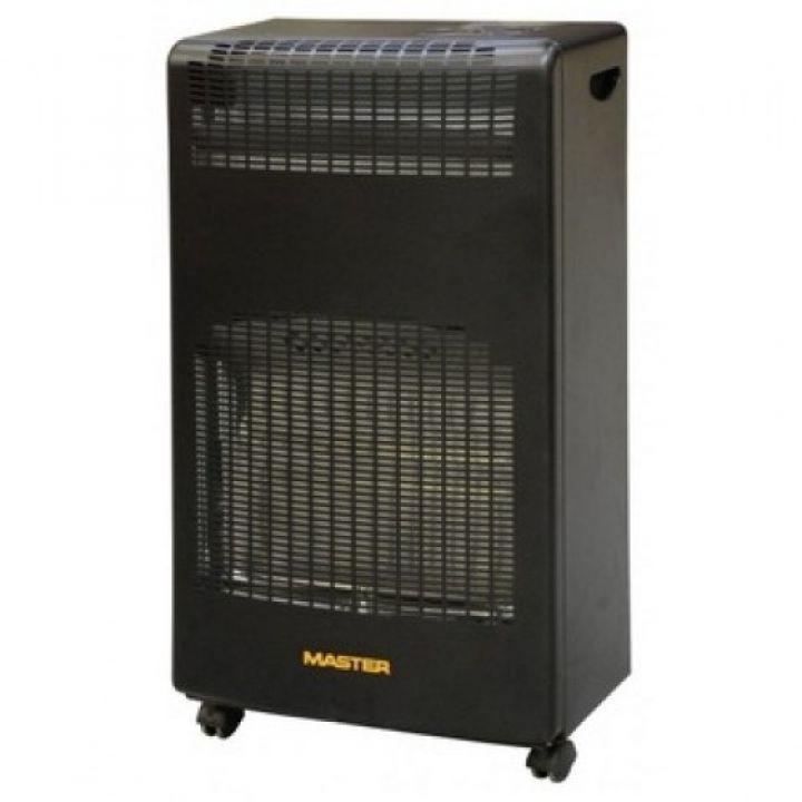 Каталітичний газовий обігрівач Мастер 300 СТ потужність 3000ват 3кв регулятор та шланг в комплекті