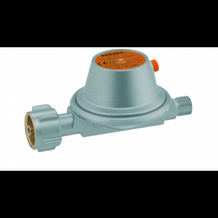 Газовий регулятор з клапаном KLF G 1/4LH 50 mbar 1,5 кг/год ПСК