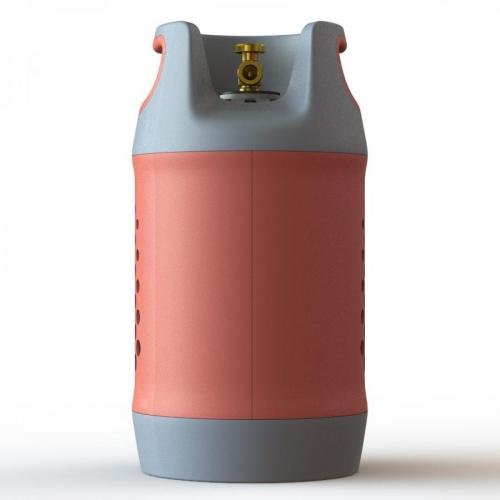 Взрывобезопасный газовый баллон